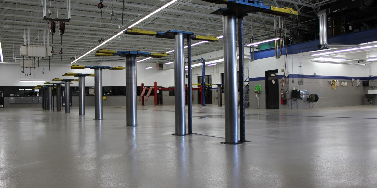 My Gorilla Garage Floor Coating System