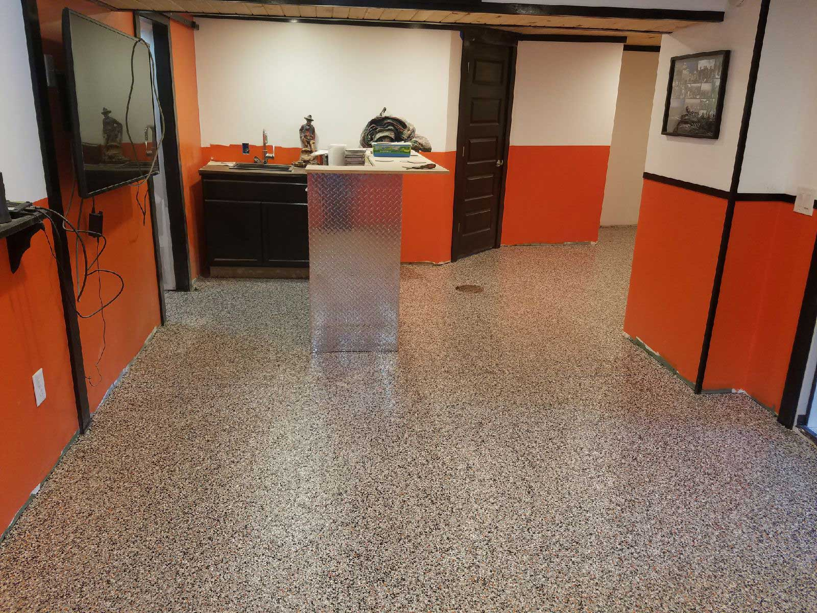 Sarasota Florida Garage Floor Coating Company